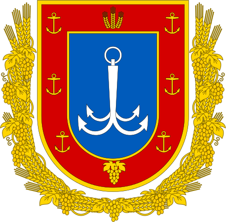 Coat of Arms of Odesa Oblast